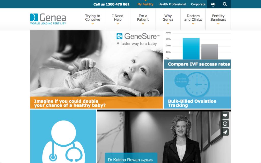 Genea, Fertility Clinic, Sydney, NSW, New South wales, Australia, IVF